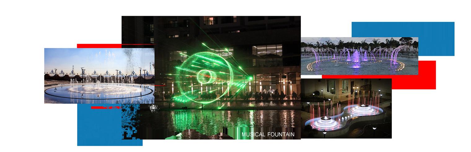 آبنما-ی-موزیکال-رباتیک-پرده-آب-دیجیتال-ریتمیک-پویا-